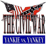 The Civil War: Yankie vs. Yankey.